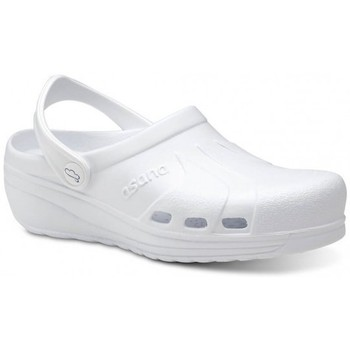 Chaussures Homme Sabots Feliz Caminar Sabots sanitaires Asana - Happy Walking Blanc