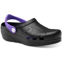 Chaussures Homme Sabots Feliz Caminar Sabots sanitaires Asana - Happy Walking Noir