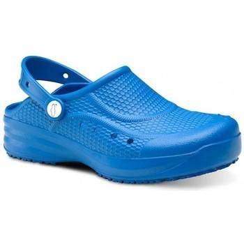 Chaussures Homme Sabots Feliz Caminar Sabot de travail flottant Evolution - Happy Walking Bleu