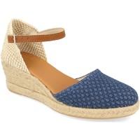 Chaussures Femme Espadrilles Shoes&blues SB-22003 Azul