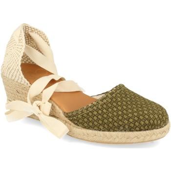 Chaussures Femme Espadrilles Shoes&blues SB-22006 Verde