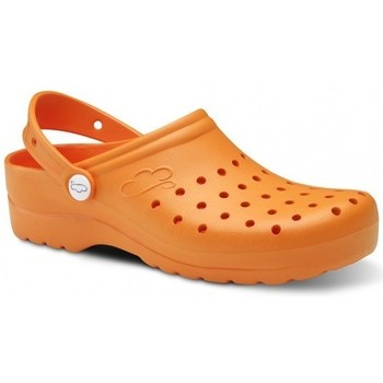 Chaussures Homme Sabots Feliz Caminar Sabots sanitaires flottants Gruyère - Happy Walking Orange