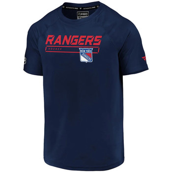 Vêtements Homme T-shirts manches courtes Fanatics MA0845062N9X8 Bleu