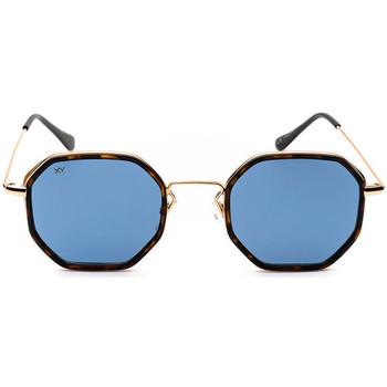 Montres & Bijoux Lunettes de soleil Sunxy Leucade Bleu