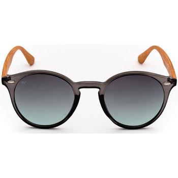 Montres & Bijoux Lunettes de soleil Sunxy Pantelaria Noir