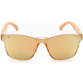 Montres & Bijoux Femme Lunettes de soleil Sunxy Cocoa Orange