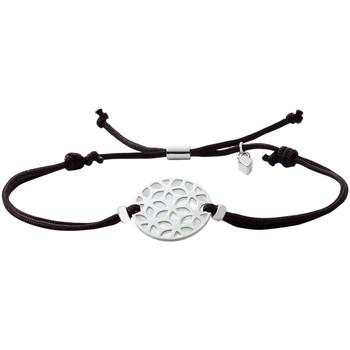 Montres & Bijoux Femme Bracelets Fossil Bracelet  floral Blanc