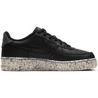 Chaussures Enfant Baskets basses Nike Air Force 1 M2Z Noir