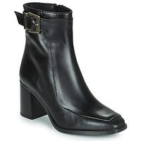 Chaussures Femme Bottines Fericelli PALAIS Noir