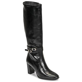 Chaussures Femme Bottes ville Fericelli PLIET Noir