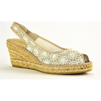 Chaussures Femme Espadrilles La Maison De L'espadrille 660 BLANC