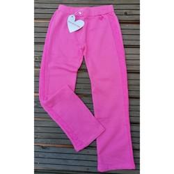 Vêtements Fille Pantalons de survêtement Agatha Ruiz de la Prada Pantalon jogging fille en molleton rose neuf Agatha Ruiz de la P Rose
