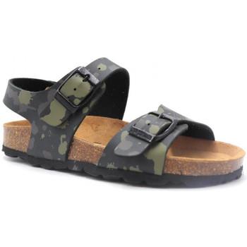Chaussures Enfant Sandales et Nu-pieds Pastelle Elroy Vert
