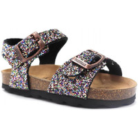 Chaussures Enfant Sandales et Nu-pieds Pastelle Salome Multicolore