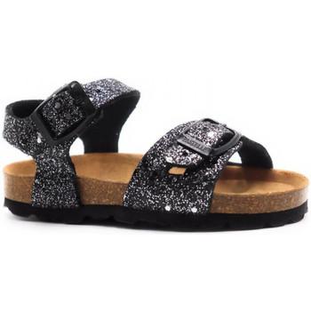 Chaussures Enfant Sandales et Nu-pieds Pastelle Salome Noir