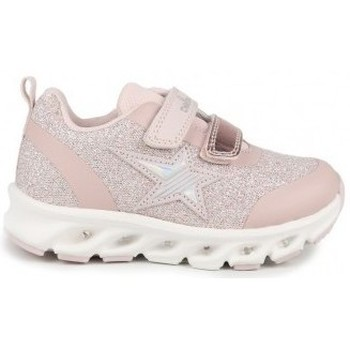 Chaussures Fille Baskets basses Chika 10 25344-18 Rose