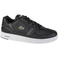 Chaussures Homme Baskets basses Lacoste T-Clip Noir