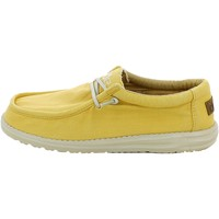 Chaussures Homme Mocassins Hey Dude WALLYWASHED.18_44 Jaune