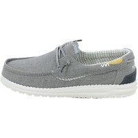 Chaussures Homme Mocassins Hey Dude WELSH.28_44 Gris