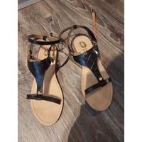 Chaussures Femme Sandales et Nu-pieds Bons baisers de Paname Sandale noir Noir