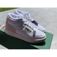 Chaussures Femme Baskets montantes Lacoste Basket Lacoste balsa Multicolore