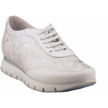 Chaussures Femme Baskets basses Chacal 4270 Blanc