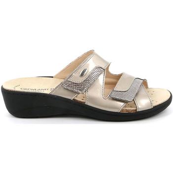 Chaussures Femme Mules Grunland CE0726 Beige