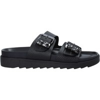 Chaussures Femme Mules Apepazza S1SOFTWLK03/LEA Noir