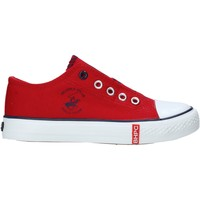 Chaussures Enfant Baskets basses Beverly Hills Polo Club S21-S00HK535 Rouge