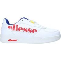 Chaussures Enfant Baskets basses Ellesse ES0047S Blanc