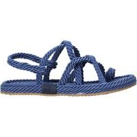 Chaussures Femme Sandales et Nu-pieds Sara Lopez SLS21 Bleu