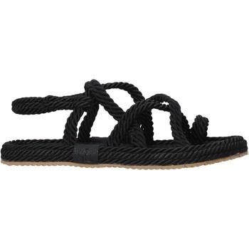 Chaussures Femme Sandales et Nu-pieds Sara Lopez SLS21 Noir