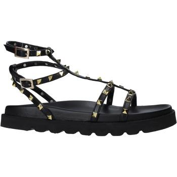 Chaussures Femme Sandales et Nu-pieds Grace Shoes 021003 Noir