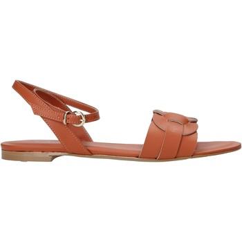 Chaussures Femme Sandales et Nu-pieds Grace Shoes 081006 Orange