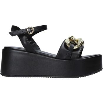 Chaussures Femme Sandales et Nu-pieds Grace Shoes 136007 Noir