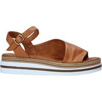 Chaussures Femme Sandales et Nu-pieds Bueno Shoes 21WS4203 Marron