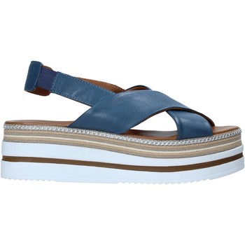 Chaussures Femme The Indian Face Bueno Shoes 21WS5702 Bleu