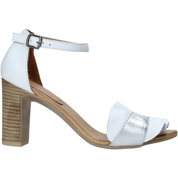 Chaussures Femme Sandales et Nu-pieds Bueno Shoes 21WN4300 Blanc