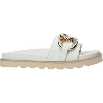Chaussures Femme Mules Grace Shoes 021004 Blanc