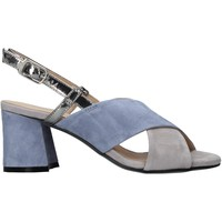 Chaussures Femme Sandales et Nu-pieds Carmens Padova 45310 Gris