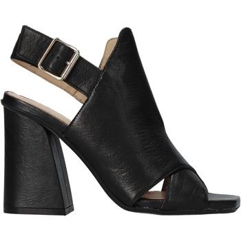 Chaussures Femme Sandales et Nu-pieds Carmens Padova 45059 Noir