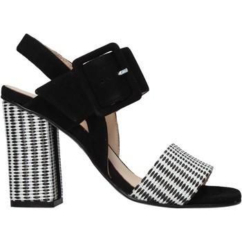Chaussures Femme Sandales et Nu-pieds Carmens Padova 45108 Noir