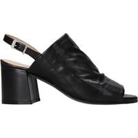 Chaussures Femme Sandales et Nu-pieds Carmens Padova 45416 Noir