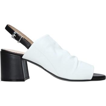 Chaussures Femme Sandales et Nu-pieds Carmens Padova 45416 Blanc