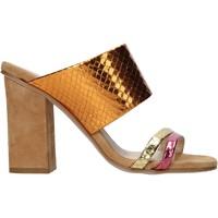 Chaussures Femme Sandales et Nu-pieds Carmens Padova 45063 Orange