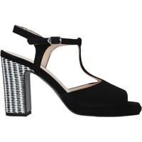 Chaussures Femme Sandales et Nu-pieds Carmens Padova 45085 Noir