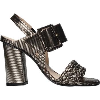 Chaussures Femme Sandales et Nu-pieds Carmens Padova 45073 Noir