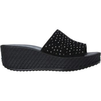 Chaussures Femme Mules Enval 7280000 Noir