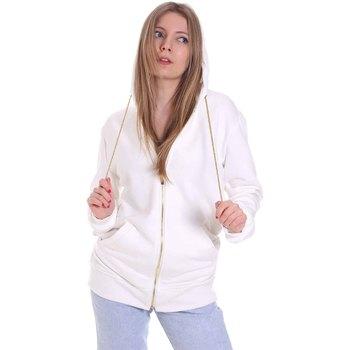 Vêtements Femme Sweats Cristinaeffe 4963 Blanc