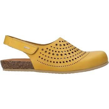 Chaussures Femme Sabots IgI&CO 7184633 Jaune